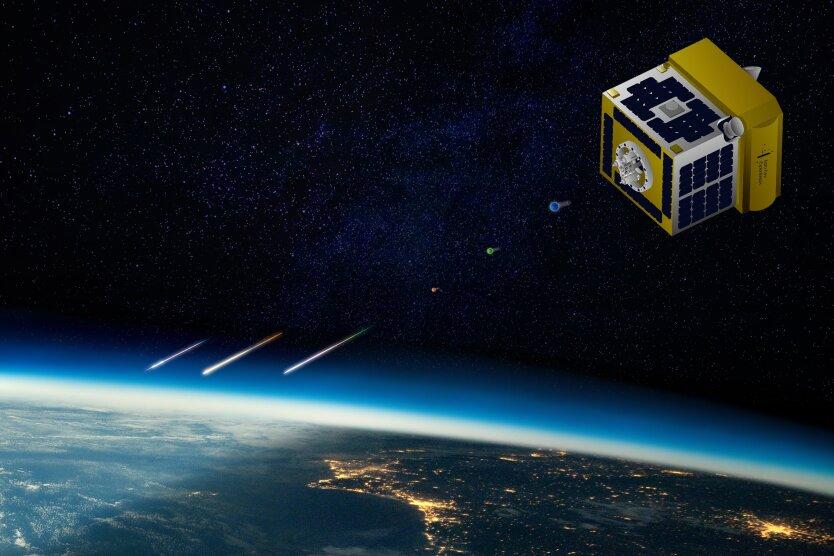 Землю подвергнут искусственной метеоритной бомбардировке