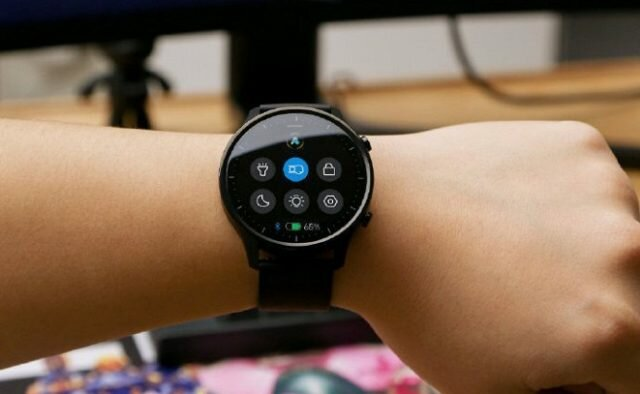 умные часы Xiaomi Mi Watchумные часы Xiaomi Mi Watch