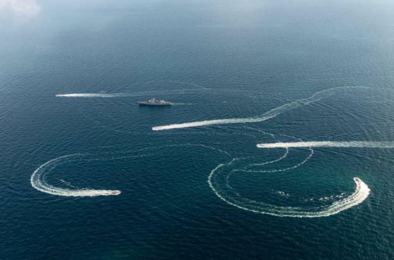 атака на корабли