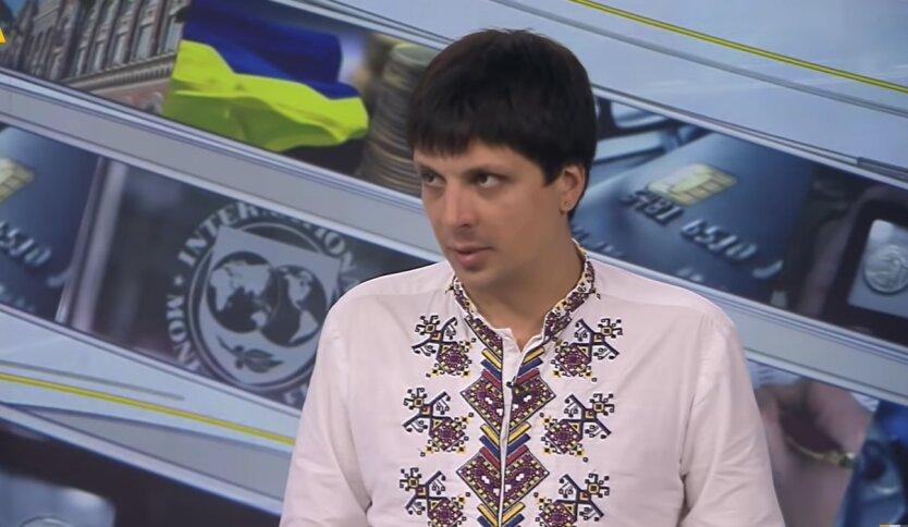 Павел Кухта, бюджетный кризис, Украина