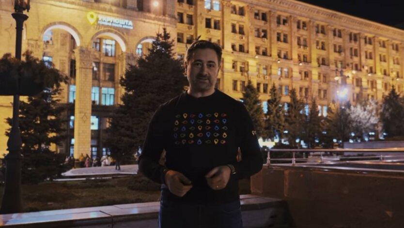 Игорь Смелянский, Укрпочта, Главпочтамп