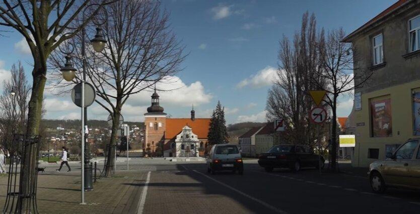 Вроцлавек, Польша