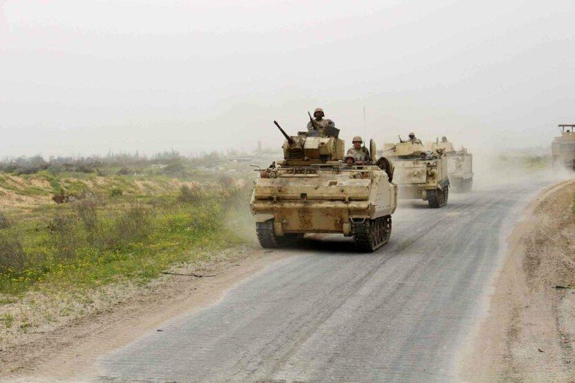 Проигранная война Египта на Синае