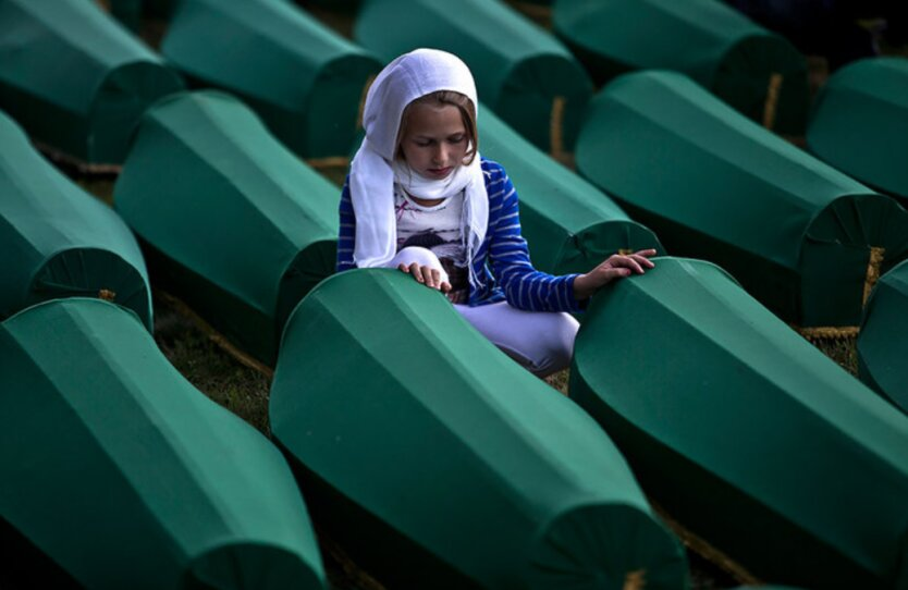 Путин и резня в Сребренице: как президент России конкретно ударил в штангу