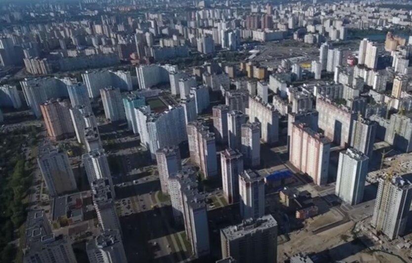 Новостройки Киева и пригорода