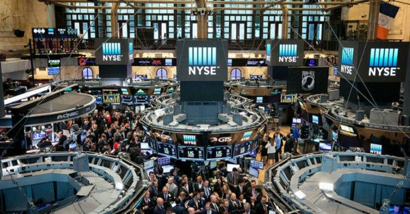 фондовая биржа_Нью-Йорк