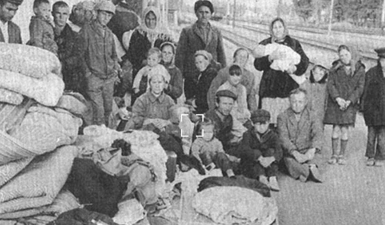 Депортация: даже ветеранов, боровшихся с фашизмом, отправили на спецпоселения. Москва сейчас, как и в 1944, преследует крымских татар