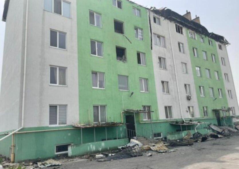 Убийство и поджог дома в Белогородке