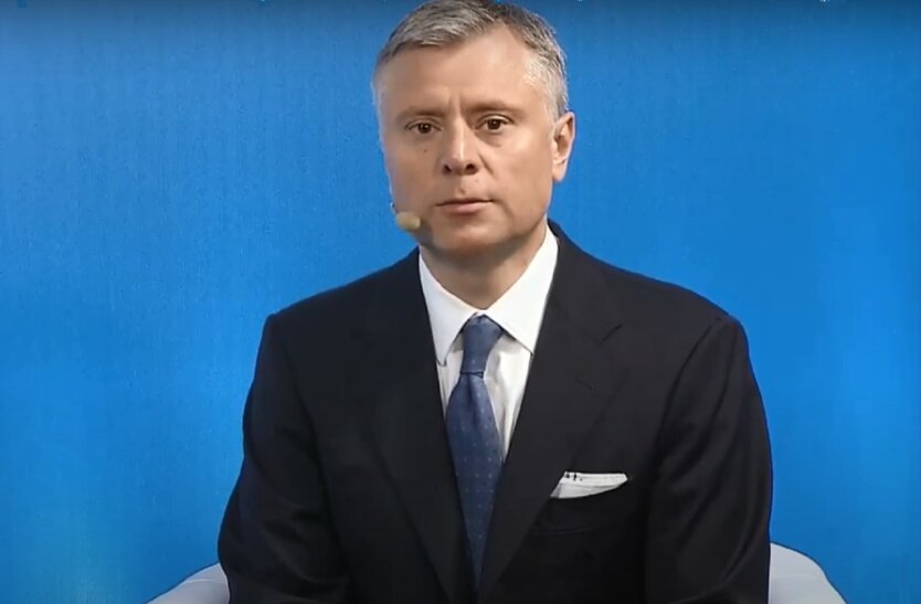 Глава НАК «Нафтогаз Украины» Юрию Витренко