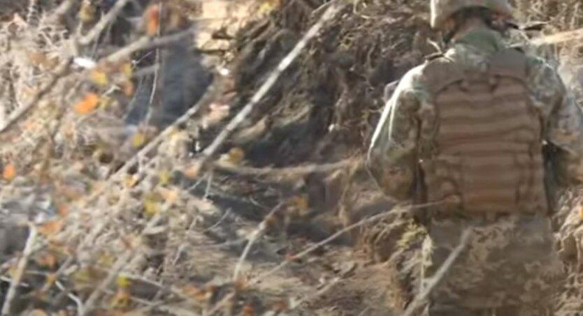 Пропал боец ВСУ,Чонгар,Евгений Добринский,13-й батальон,граница с Крымом