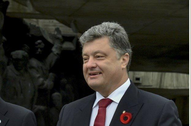 петр порошенко 8 мая