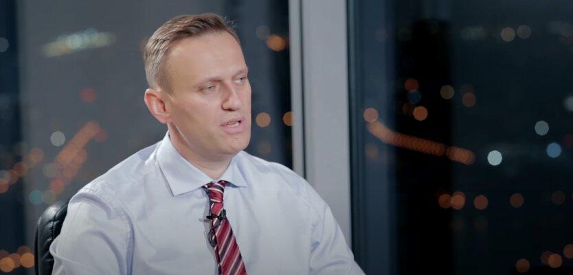 Алексей Навальный, клиника Charite, кома