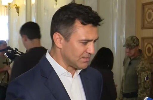 Тищенко поддержал пострадавших на Позняках лимонами