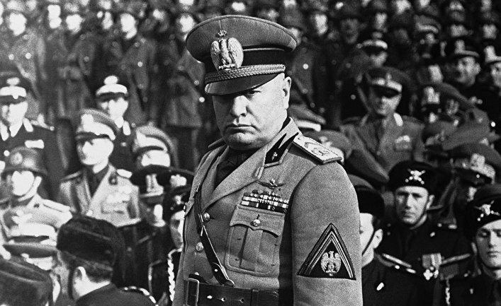 Фашизм как функция охлоса: о темной стороне демократии