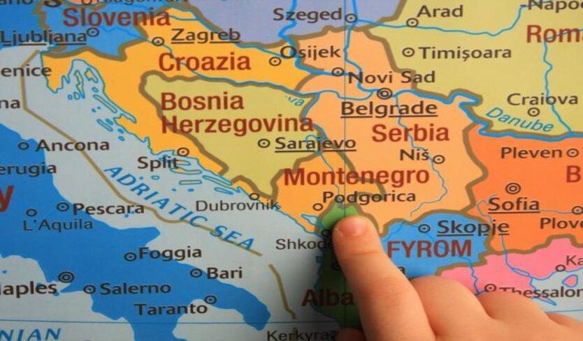 Украина и Балканы. Исторические и политические уроки