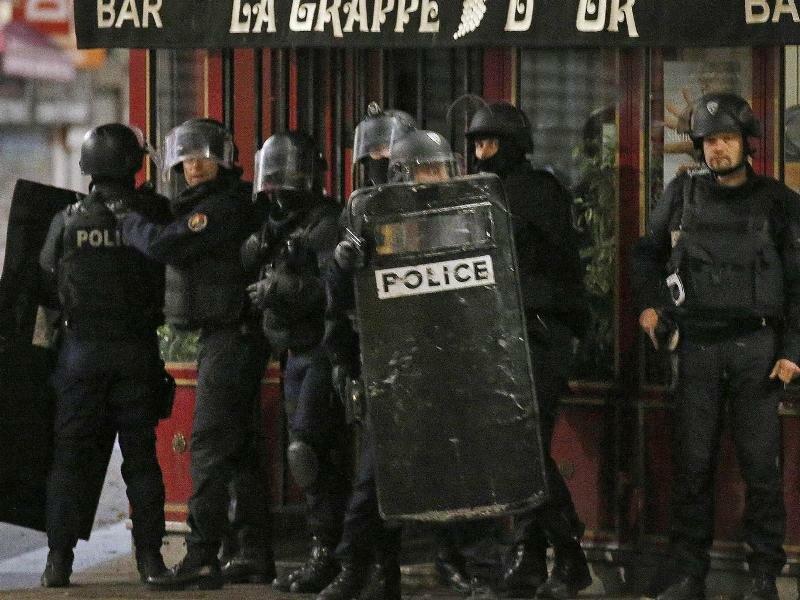полиция_Франция_Сен-Дени