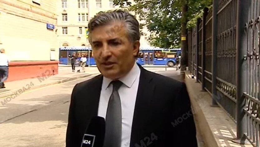 Эльман Пашаев, адвокат Ефремова, ДТП