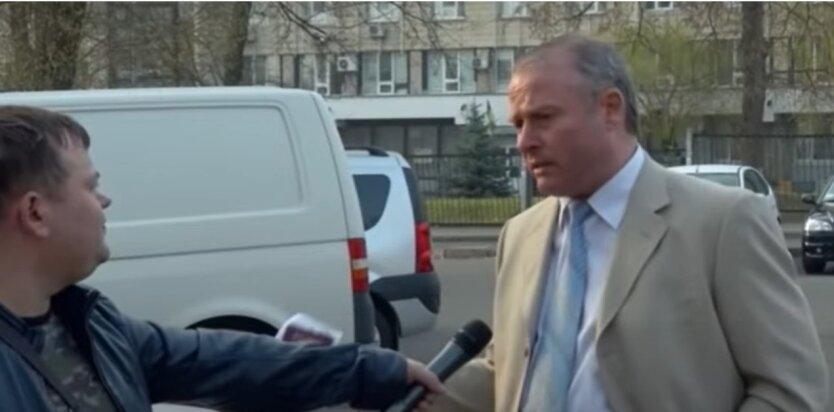 Виктор Лозинский, осужденный за убийство, выборы в Украине