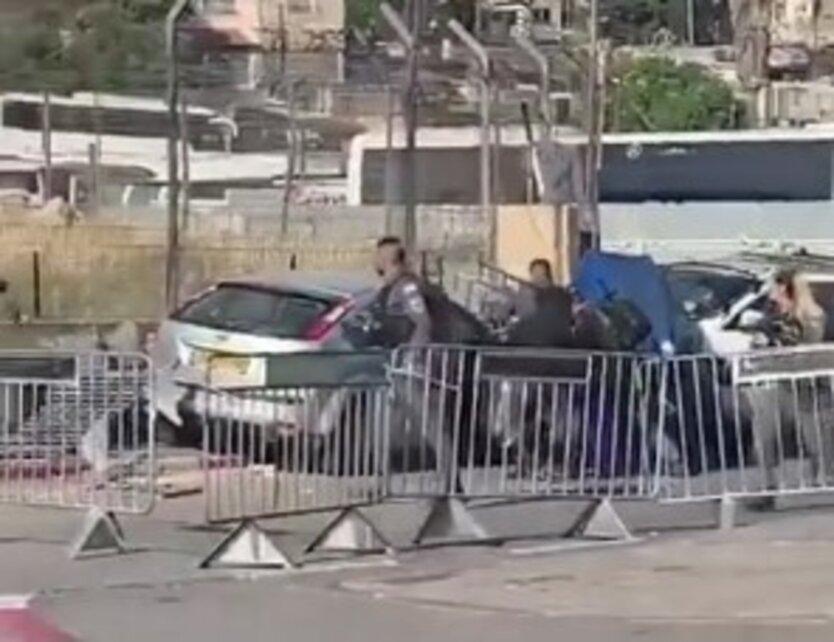 Теракт в Иерусалиме