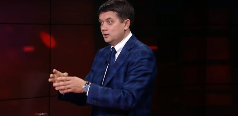 Дмитрий Разумков,Спикер Верховной Рады,Слуга народа,закон о языке,квоты на русский язык