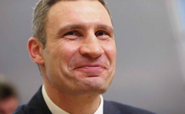 Виталий Кличко-