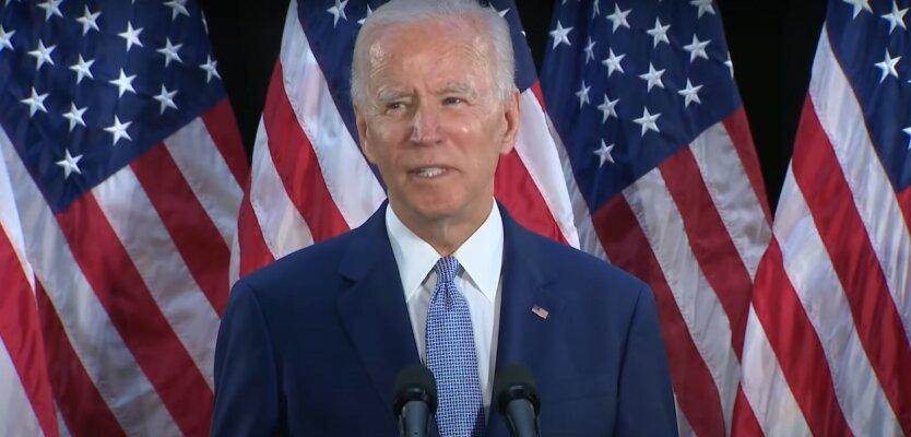 Джо Байден,президентские выборы в США 2020 года,Демократическая партия США