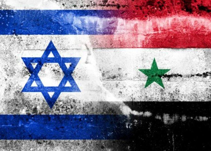 Израиль_Сирия