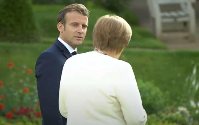 Меркель и Макрон придумали, как наказать Путина из-за отравления Навального