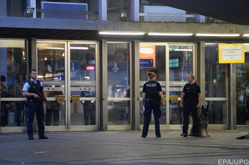 теракт в Мюнхене2