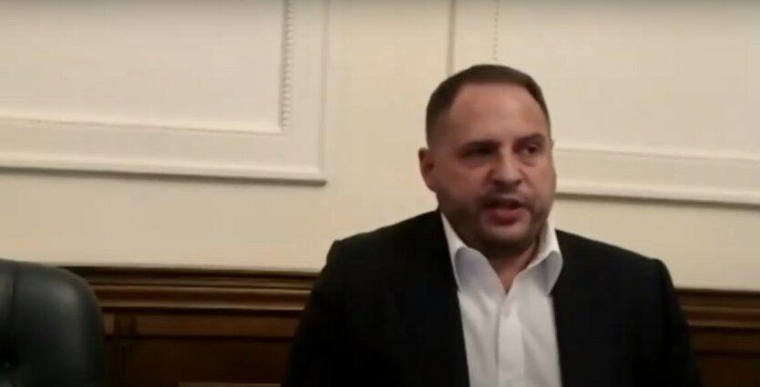 Андрей Ермак,Офис президента,коронавирус в Украине,пик коронавируса в Украине