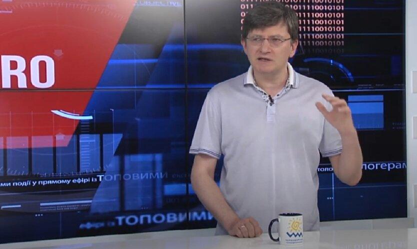 Андрей Магера, выборы, Харьков