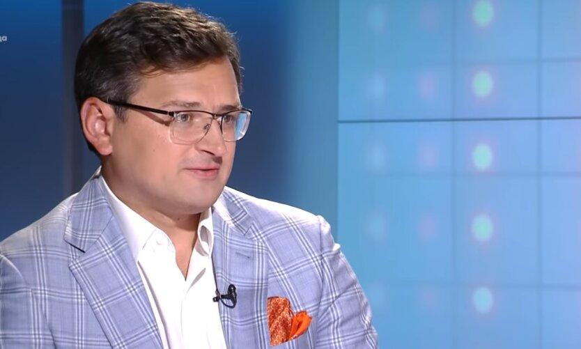 Дмитрий Кулеба, отношения с Венгрией, Украина