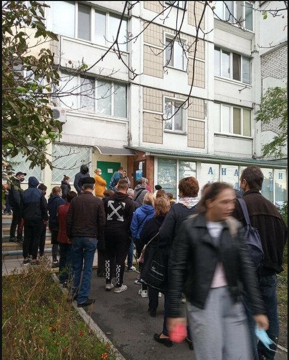 В Киеве случился настоящий коллапс из-за вспышки COVID-19