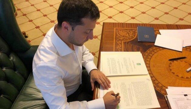 Зеленский подписал указ о неотложных мерах для роста и развития Украины