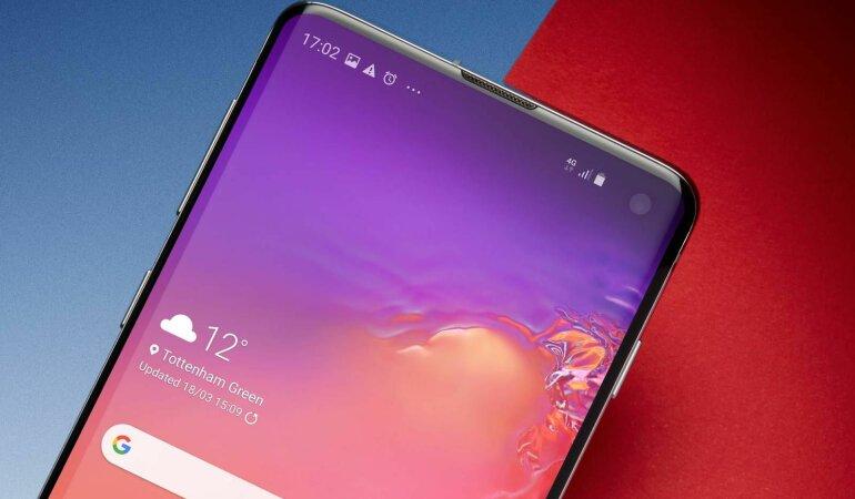 Samsung Galaxy S12+ 3