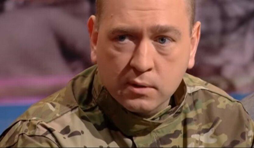 Глава погранслужбы Украины Дейнеко