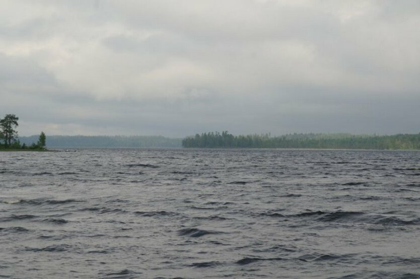 Озера Карелия