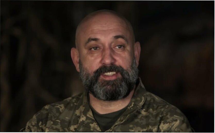 Сергей Кривонос, Всеобщая мобилизация, Война на Донбассе, Война с Россией