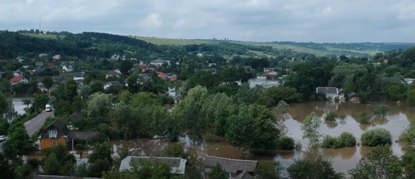 Денис Шмыгаль, паводки, Запад
