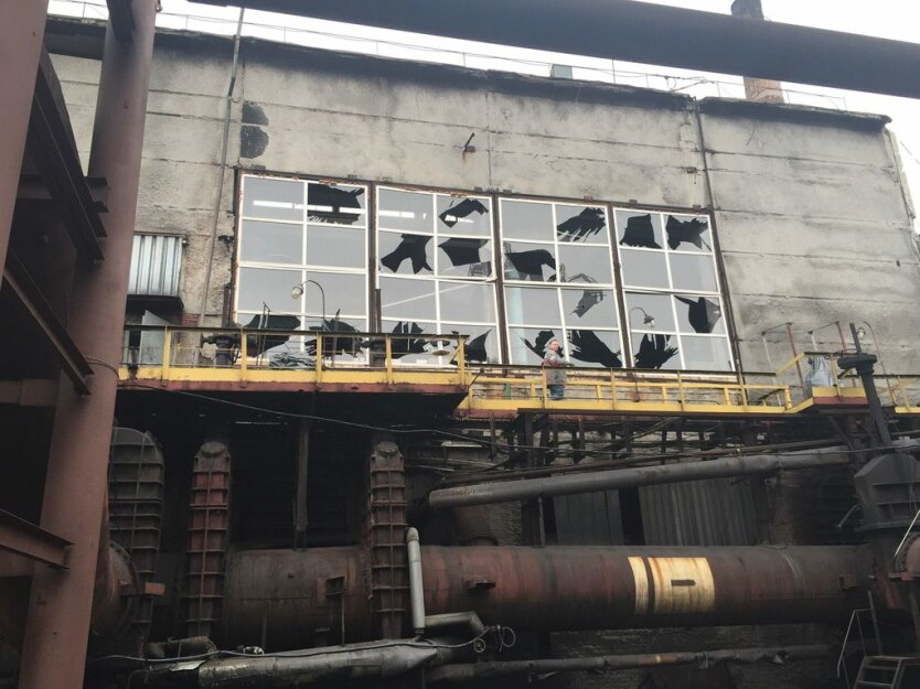 Авдеевский коксохимический завод1