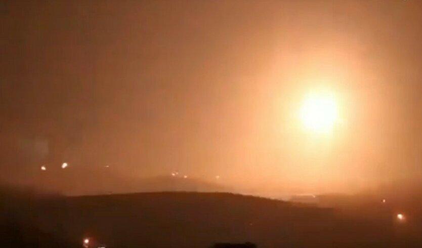 Израиль нанес ракетные удары по Сирии, - СМИ