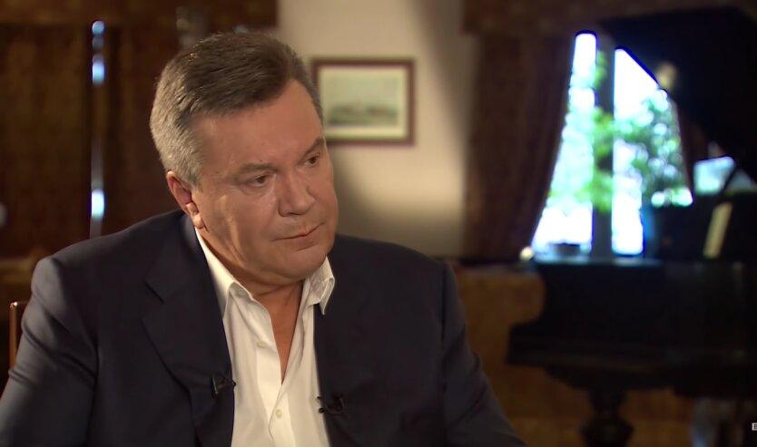 Виктор Янукович, санкции, ЕС