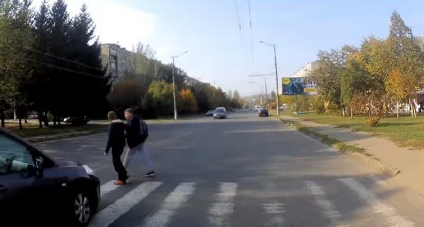 ДТП, Украина, дети