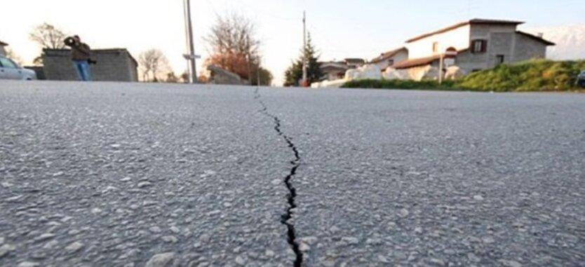 В Украине произошло землетрясение на Прикарпатье
