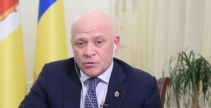 Геннадий Труханов, присовение земли в Одессе, отпустили под залог