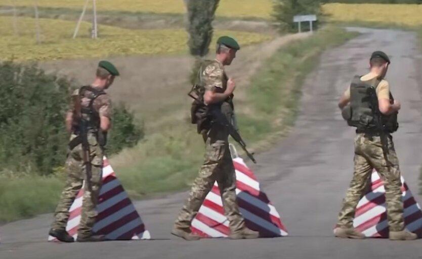 На границе с Россией мужчина «протаранил» погранслужбу ФСБ