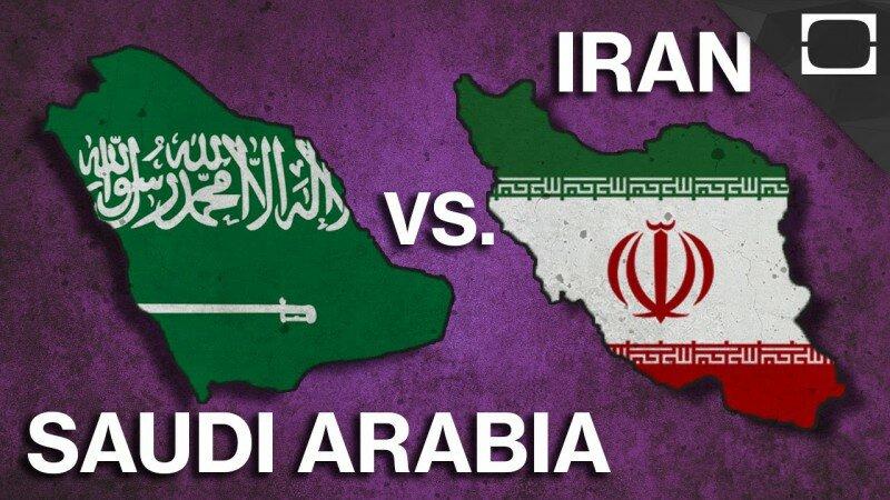 Иран Саудовская Аравия