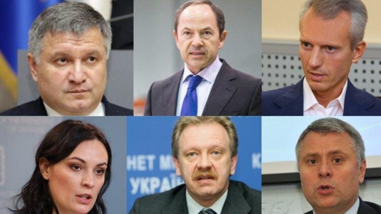 Новый премьер Украины
