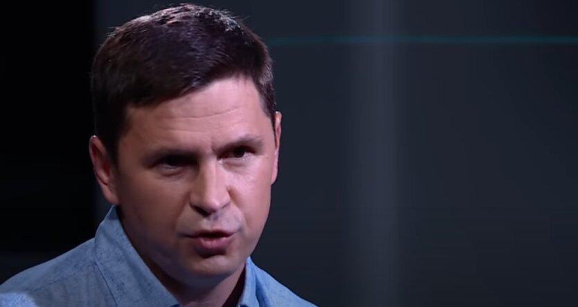 Михаил Подоляк, Владимир Зеленский, Офис президента