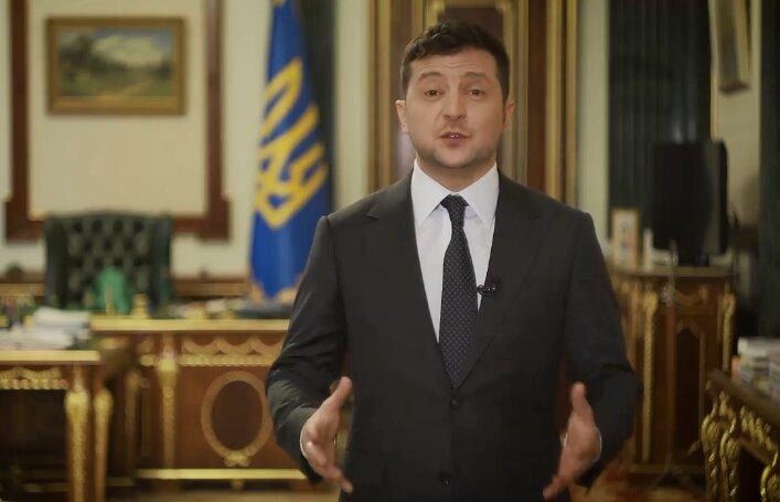 Владимир Зеленский о коронавирусе